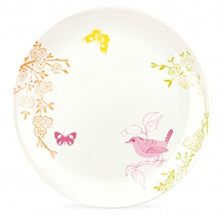 "UK Dishwasher Microwave Freezer PORTMEIRION Dawn Chorus 22.5cm 9/"" Plate Coup"