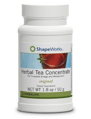 Herbalife, Herbal Concentrate Tea, Peach, 1.8 oz (50 g)