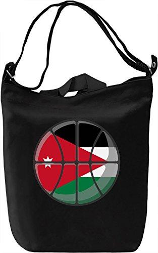 Canvas Canvas Jordan 100 Canvas Giornaliera Basketball Cotton Printing Borsa DTG Bag Day Premium SxwCqIvFnx