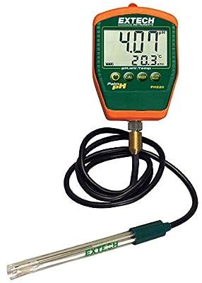 Extech pH Meter, Palm pH