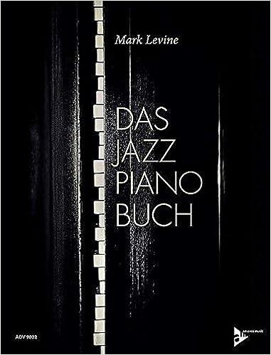 das jazz piano buch german language edition advance music german edition