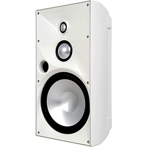 SpeakerCraft 3-way Speaker White ASM80831