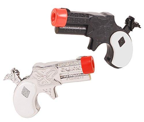 Cowboy Pocket Shot Derringer Pistol (Colors may vary)