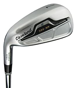 Cleveland Golf 588  MT Iron Set (Men's, Left Hand, Steel, Stiff, 4-PW)