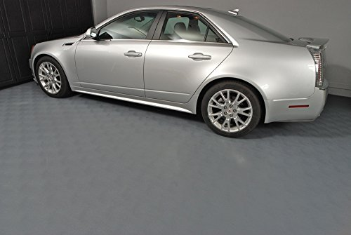 arage Floor Mat 55 Mil Garage Floor Covering (7.5'x17', Gray) (G-floor Garage Floor)