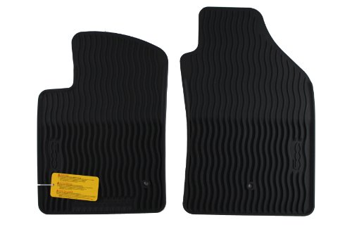Genuine Fiat Accessories 82212444AB Slush Mat for Fiat 500/500C