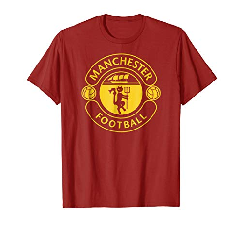 Manchester Football Soccer T-shirt