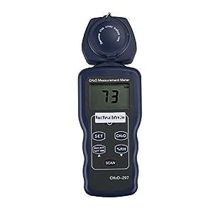 SM207 Portable Formaldehyde (CH2O) Gas Detector Meter Indoor Air ...