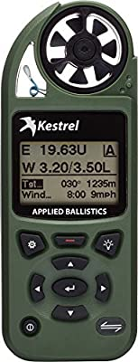 Kestrel Elite Weather Meter with Applied Ballistics by Kestrel