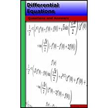 Differential Equations: Questions and Answers