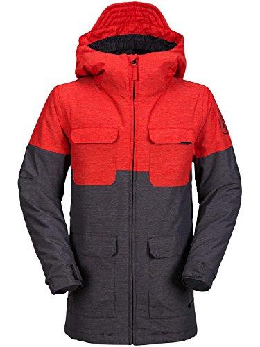 4f570d2002d3 Jual Volcom Big Boys  Blocked Insulated Snowboard Jacket - Jackets ...
