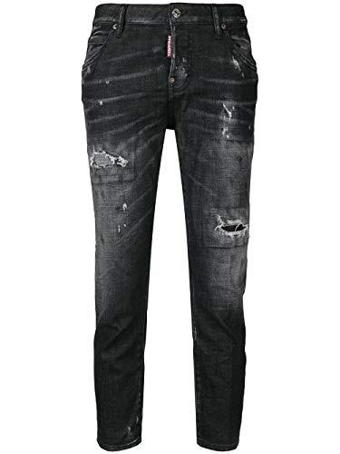 Nero Jeans Dsquared2 Cotone S72lb0145s30357900 Donna qIwdwY