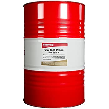 15W40 Synthetic Technology Diesel Engine Oil - 55 Gallon Drum