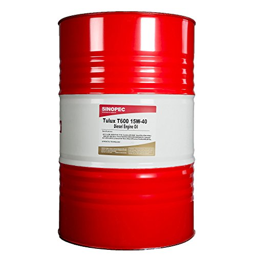 Mack Diesel Engine - 15W40 Synthetic Technology Diesel Engine Oil - 55 Gallon Drum