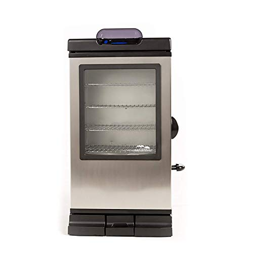 Masterbuilt 20072115 Bluetooth Smart Digital Electric Smoker,