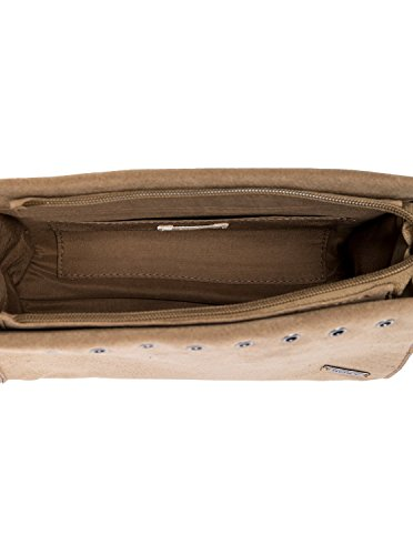 Roxy for Roxy Believe ME Small Handbag Small ME Taupe Women ERJBP03755 Believe Handbag Eawzafxnq