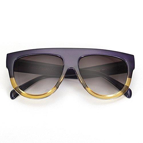 C7 Acetat Sonnenbrillen Sonnenbrille Designer Hohe Gradienten Qualität Frauen Sonnenschutz KLXEB C6 Marke wfXxqYwv