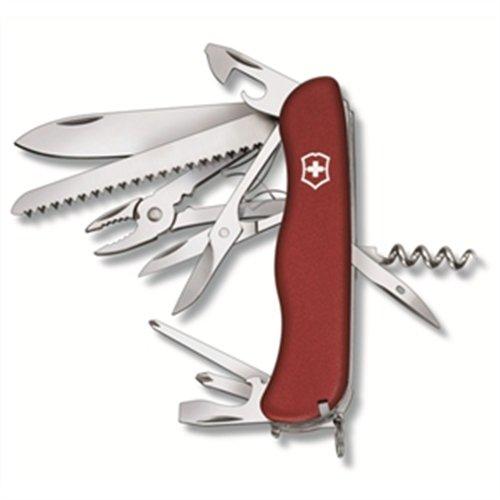 Victorinox Taschenwerkzeug HerculesFeststellbar Rot, 0.9043