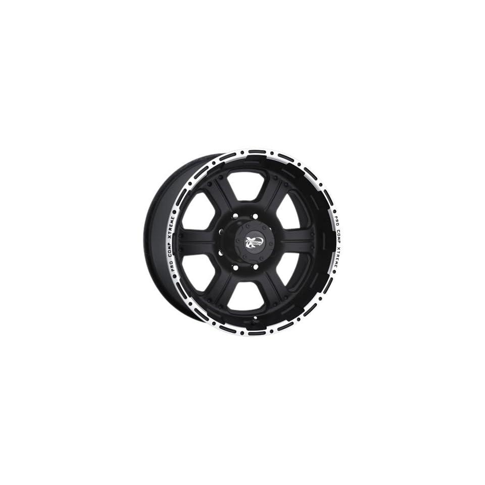 Pro Comp Alloys Series 7189 Flat Black Wheel (17x8/8x170mm)
