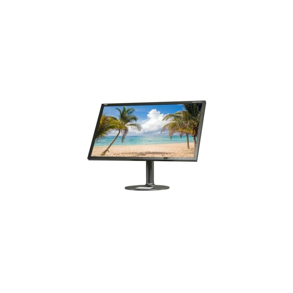 NEC MultiSync EX231W BK 23 Widescreen LED LCD Monitor with VUKUNET free CMS   5 ms 169 1920 x 1080 16.7 Million Colors 250 Nit 10001 DVI USB Black Energy Star TCO Displays 5.0 MPR III EPEAT Gold RoHS   NEW   Retail   EX231W BK