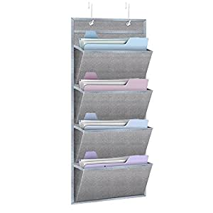 wall hanging organizer office. hanging wall organizer,hengsheng mount /over the door office supplies storage mail organizer