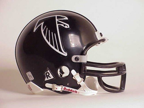 (Riddell Atlanta Falcons Replica Mini Helmet)