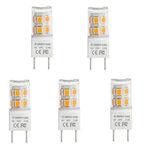 Led Vs Xenon Cabinet Lighting in US - 8
