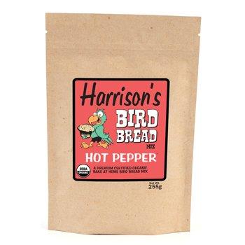 Harrison's Bird Bread Mix - Hot Pepper ...