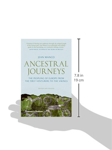 Ancestral Journeys: The Peopling of Europe from the First ...