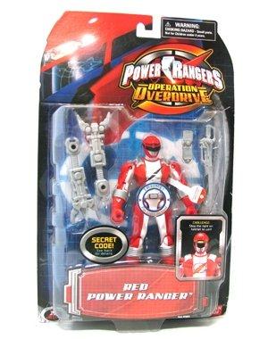 Power Ranger Operation Overdrive - Red Ranger Red Power Ranger Operation Overdrive