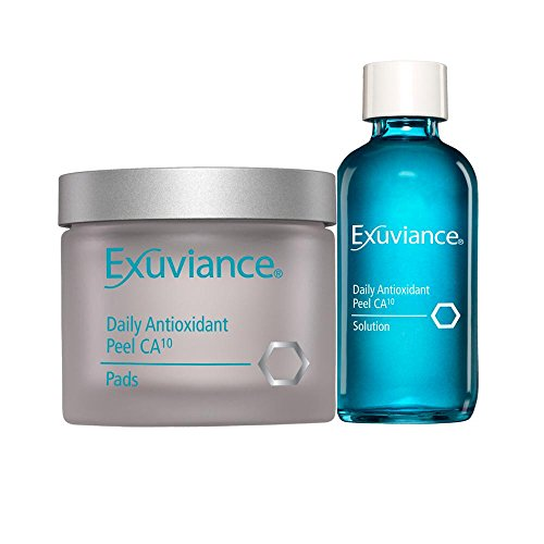 Exuviance Daily Antioxidant Peel CA10 Set by Exuviance