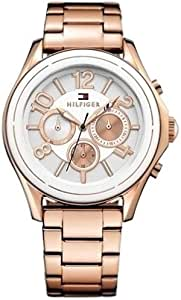 Tommy Hilfiger Ali Women's Dial Stainless Steel Band Watch - 1781650