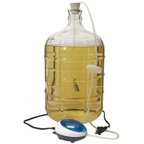 LD Carlson Complete Oxygenation System with Pump for Homebrew