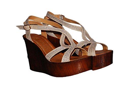 Sandali donna in pelle per l'estate scarpe RIPA shoes made in Italy - 09-8019