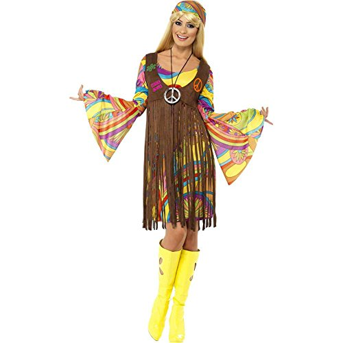 1960s Groovy Lady Adult Costume Accessory - Plus Size 1X ()