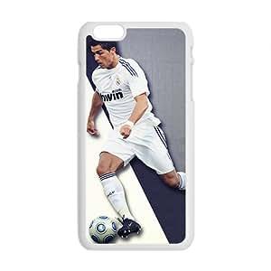LINGH Ronaldo Megazvezda Real Madrid Phone Case for Iphone6 plus