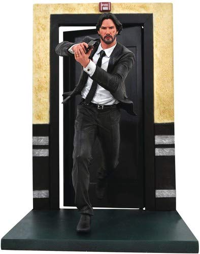 DIAMOND SELECT TOYS John Wick Gallery: Chapter 1 PVC Figure