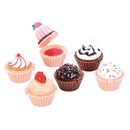 Shindigz Cupcake Lip Gloss (Individually Sold)