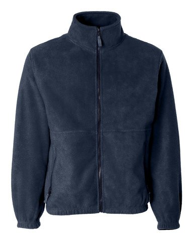 Jacket Sierra Casual (Sierra Pacific Adult Anti-Pill Fleece Full-Zip Jacket (Navy) (XL))