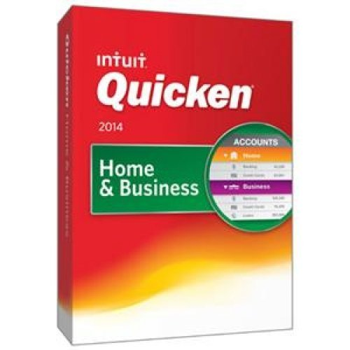 Quicken 2014 Home Business Complete