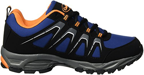 Conway 607434, Zapatillas Unisex Adulto, Azul (Blau/Orange), 39 EU
