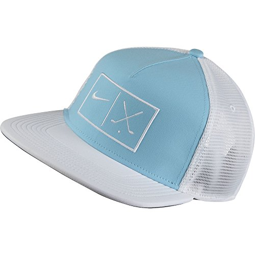 Galleon - Nike True Novelty Golf Cap 2017 Vivid Sky White Anthracite One  Size Fits All 04d90e84368