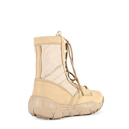 SZ Tan Rothco Max Boots Men's 7 Tactical Lightweight Desert V 5364 Aqxg1zAB