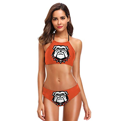 georgia bulldog swimwear - 1