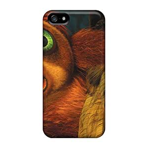 Durable Hard Phone Cover For Iphone 5/5s (TuD17857uUCr) Custom HD The Croods Pictures
