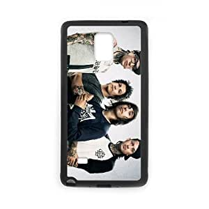 Pierce The Veil Samsung Galaxy Note 4 Cell Phone Case Black Phone cover SE8591649
