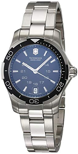Victorinox Swiss Army Women s 241305 Alliance Sport Lady Black Dial Watch