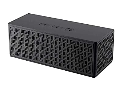 Monoprice 114447 Melody Large Bluetooth 3.0 Portable Speaker - Black | 2.5 inch Drivers, 15 Hour Battery Life, 32ft Wireless Range, Compatible with Apple, Android, Samsung, Smartphones and Tablets