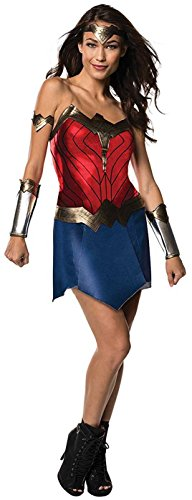 Rubie's Women's Wonder Woman Adult Costume, As As Shown, Medium -