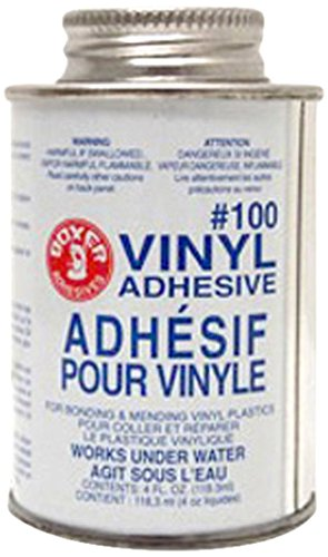 Union Laboratories 104 Boxer Vinyl Adhesive for Swimming Pools - 4 oz.